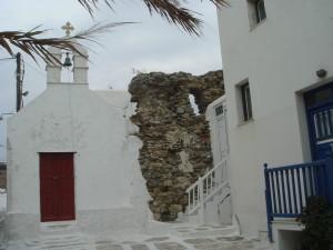 A Mykonos chapel