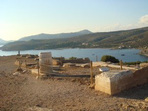 Development around Cape Sounion