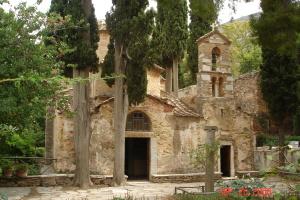 Kaiseriani Monastery, Athens