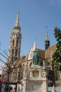 St Matyas Church, Buda