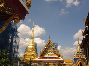 Rooftops of the Grand Palace