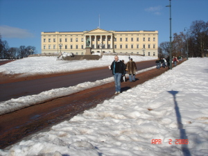 The Palace Of King Haakon III