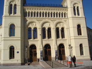 The Nobel Peace Centre