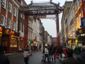 Soho, London, Travelstripe