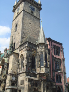 Prague' Old Town Hall