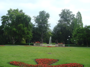 The Garden at Prague Castle