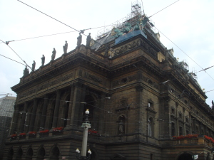 Prague's National Theatre