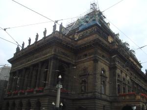 Prague's National Theatre