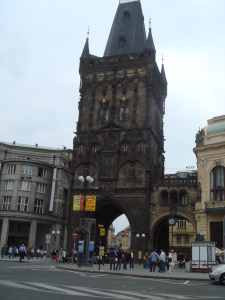 Prague's Powder Tower