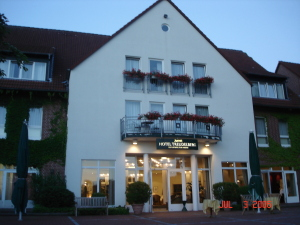 The Hotel Treudelberg Golf and Country Club