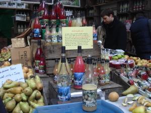 Produce at Borough Market