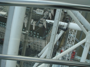 A view from the Eye