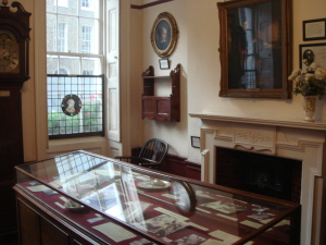Inside the Charles Dickens House