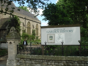 The Museum of Garden History