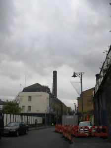 The Truman Brewery Chimney