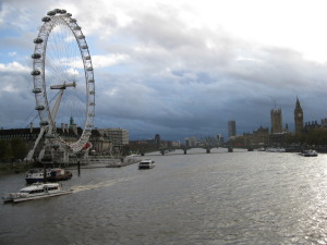 A view from the Thames