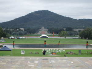 A view of Canberra