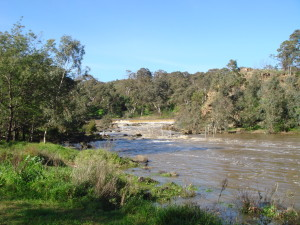 The Yarra River, Studley Park, Melbourne