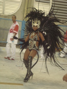 The Samibista, the star of Carnaval