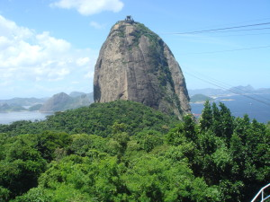 Pao D'Acucar, the Sugar Loaf