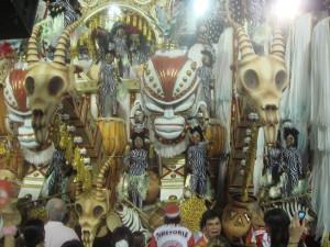 Carnaval, Rio, 2009