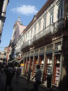 Rua Ouvidor, Rio Centro