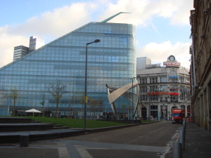 Urbis and the Printworks