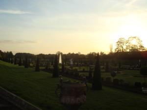 Hampton Court Palace Gardens