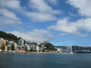 Oriental Bay today
