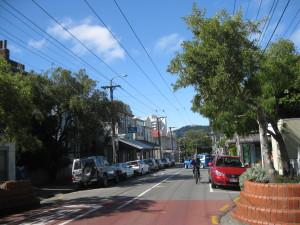 Aro Street