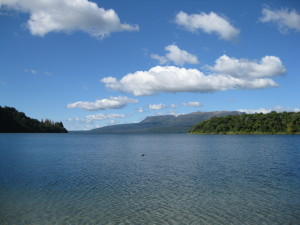 Tarawera today