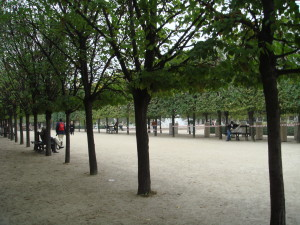The Gardens of Palais Royal