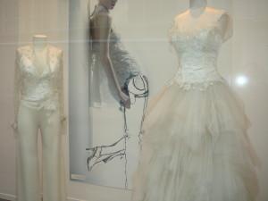 A shop window in Paris