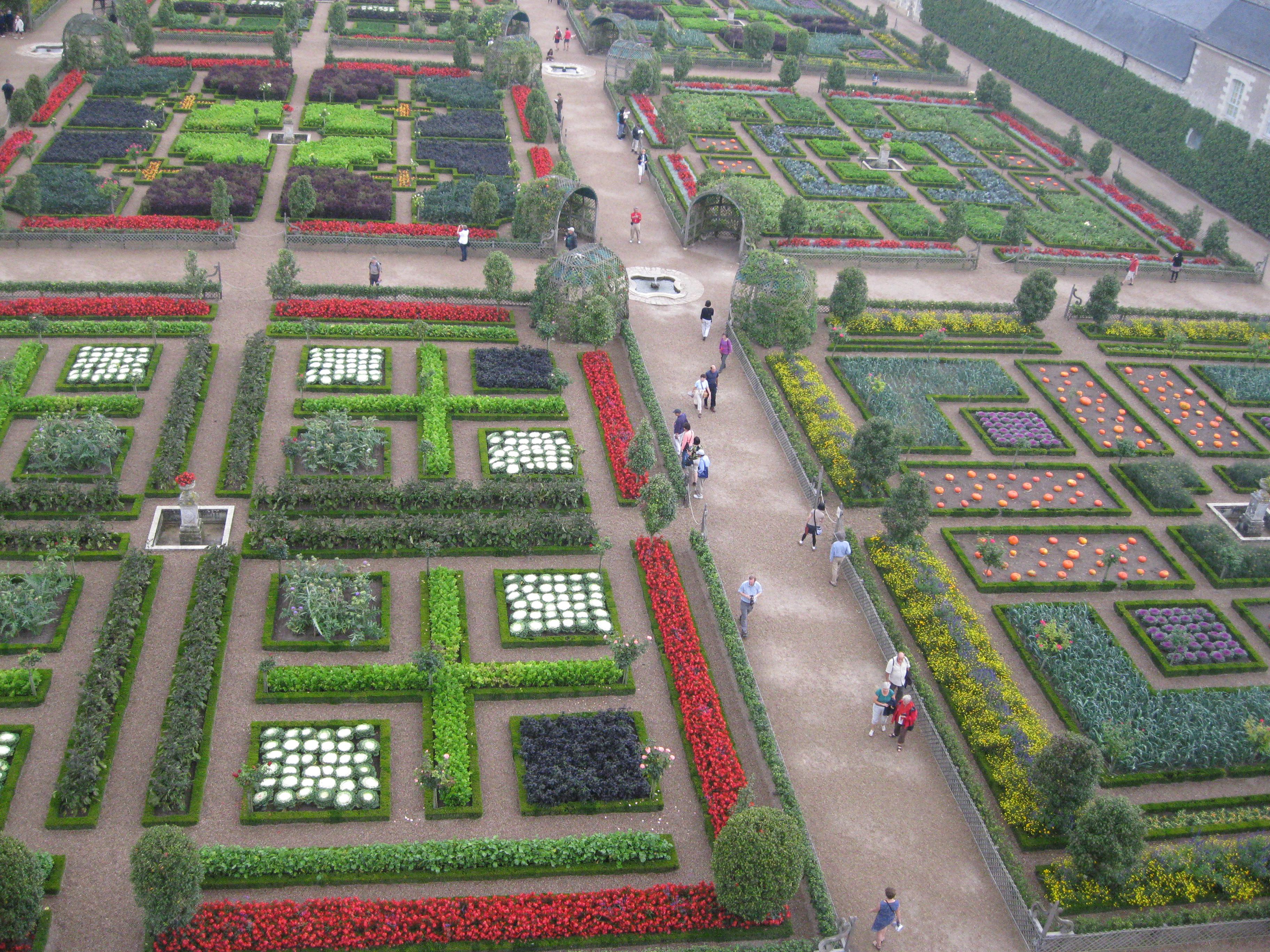 Le chateau de villandry travelstripe for Jardin villandry