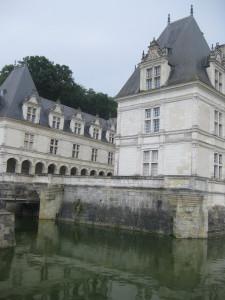 Le chateau de Villandry