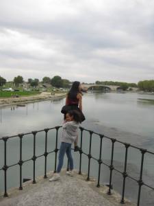 On the Bridge of Avignon