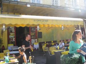 Café de Nuit in Arles