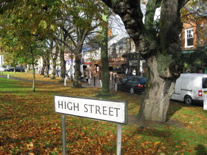 Harpenden High Street