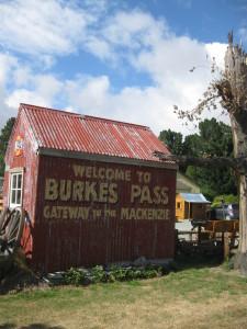 Burke's Pass
