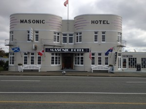 Masonic Hotel, St Andrews