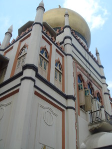 Kampong Glam's Mosque