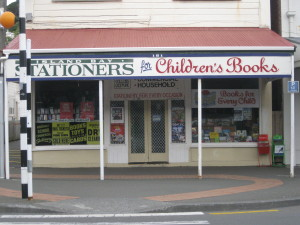 Island Bay Bookshop
