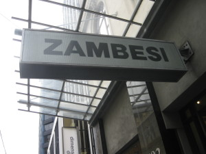 Zambesi's Wellington Store in Customhouse