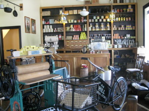 The Grocer's store at Ferrymead