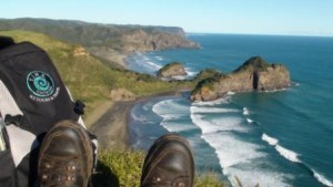 Time Unlimited's guided walks on Auckland's wild west coast